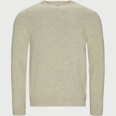 Nathan Sweater Regular | Nathan Sweater | Hvid